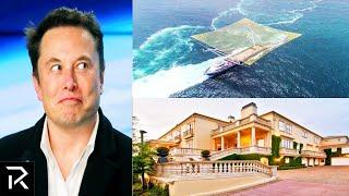 How Elon Musk Spent $83 Billion Dollars