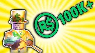 How To Get RICH On ROBLOX!! *Best Ways*