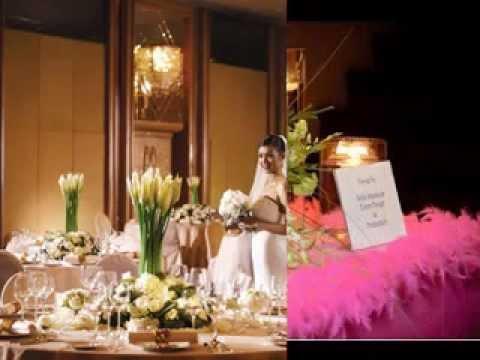 Diy Camo Wedding Party Decorations Youtube
