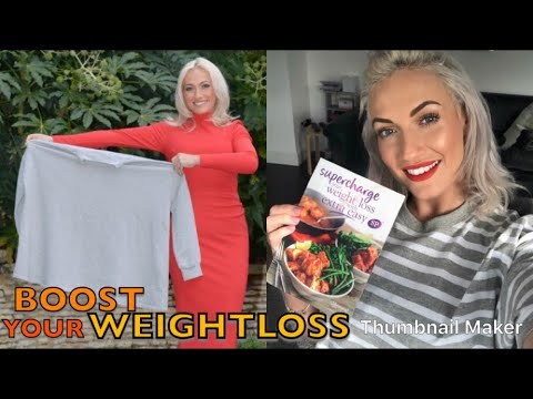WHAT I EAT IN A DAY TO BOOST WEIGHTLOSS! | SP DAY ON SLIMMING WORLD!