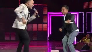 Download lagu Lucunya BETRAND Joget Dangdut Bersama Ayah Ruben BETRAND PETO STORIES
