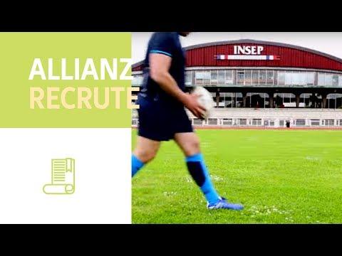 Les sportifs de haut niveau à l'honneur chez Allianz – du sport à la reconversion.