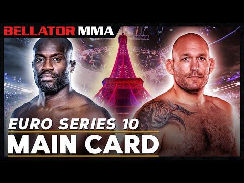 Main Card | Euro Series 10: Kongo vs. Johnson II