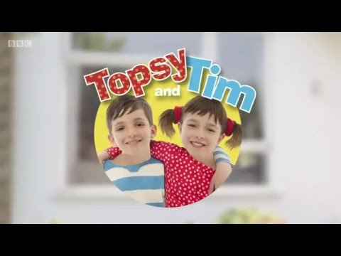 topsy and tim twin twins youtube. Black Bedroom Furniture Sets. Home Design Ideas