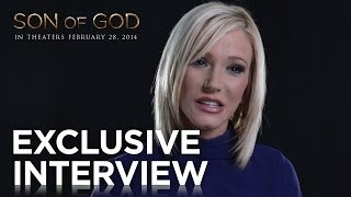 "Son of God | Paula White ""Walking on Water"" Exclusive Interview 