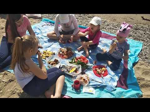 Плюсы жизни на Юге. Куда съездить на пикник с семьёй. Переезд в Краснодар.