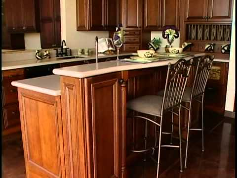 KSI Kitchen U0026 Bath 2006 Great American Kitchen Makeover   YouTube