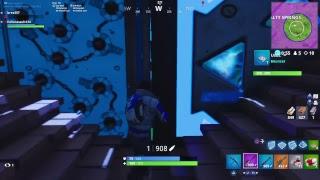 I Have The New Blue Striker!!! | Fortnite : Battle Royale | V-buck Giveaway at 500 Subscribers