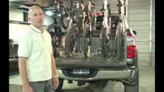 Truck Bike Rack Warehouse Video