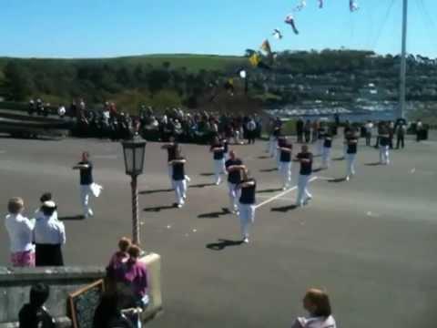 Sailor's Hornpipe Dance - Britannia Royal Naval College