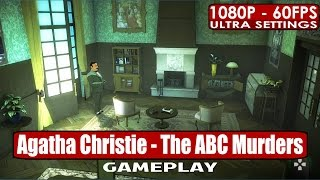 Agatha Christie - The ABC Murders gameplay PC HD [1080p/60fps]
