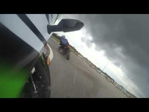 Kawasaki Ninja 250 SL Trackday Malaysia