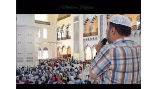 Çamlıca Cami İmamhatibi Yunus Balgıoğlu'dan Cuma İç Ezan