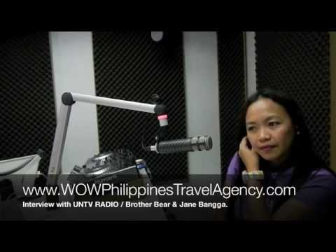 UNTV RADIO LA VERDAD 1350 KHZ - WOW Philippines Travel Agency