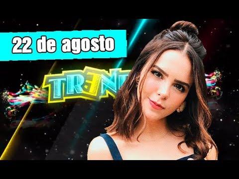 TRENDING 22 AGOSTO - TERREMOTO EN VENEZUELA, THALÍA CHALLENGE, LO MEJOR DE LOS VMA'S Y MÁS.