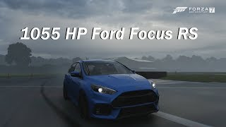 Extreme Power, No Handling - 2017 Ford Focus RS (Forza Motorsport 7)