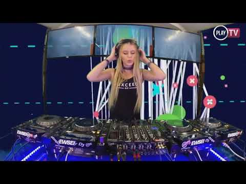DA CANDY Mixing Live @ PLAY TV 10 01 2017