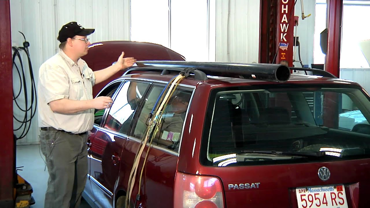 How To Haul Things On A Car Roof With Tie Down Straps Repair Tips You