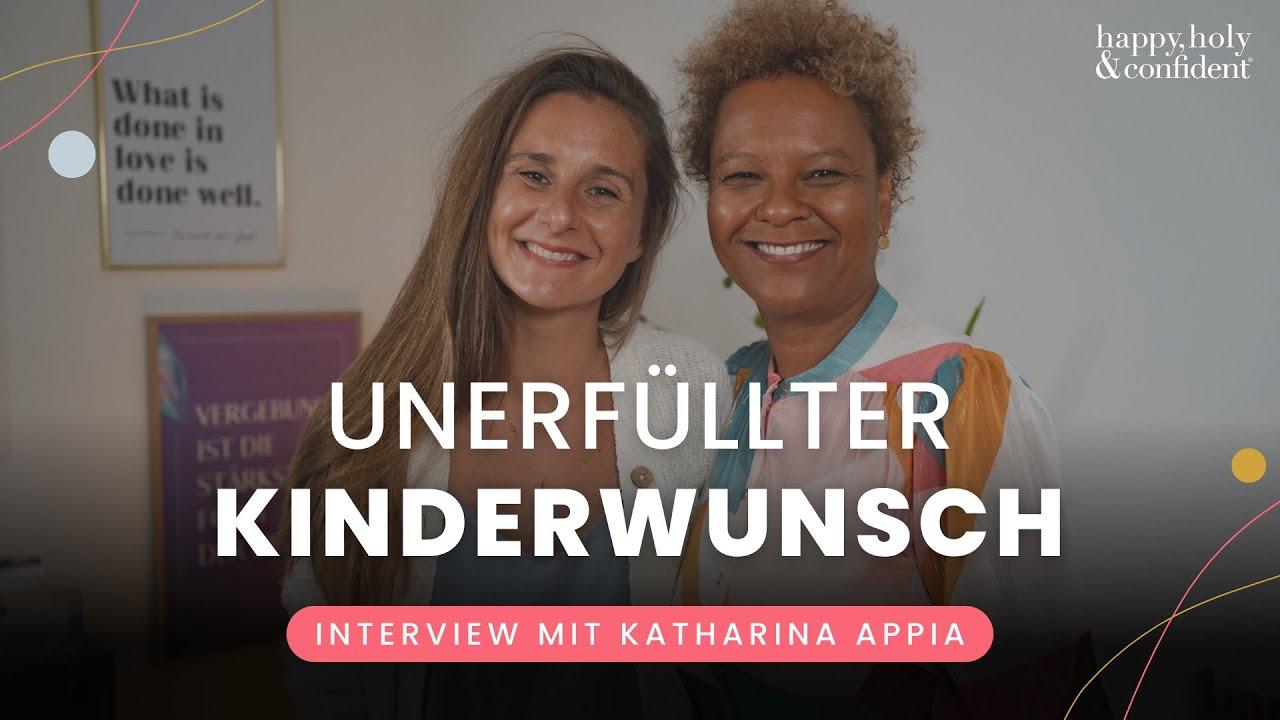 Unerfüllter Kinderwunsch Wie du trotzdem ein erfülltes, glückliches Leben  führst   Katharina Appia
