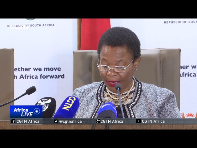 South Africa officially launches month dedicated to women.