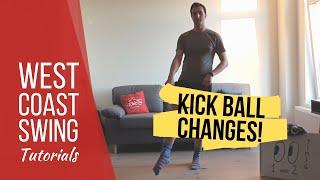 WCSA Tutorials: Kick ball change - Alex Tanasoiu