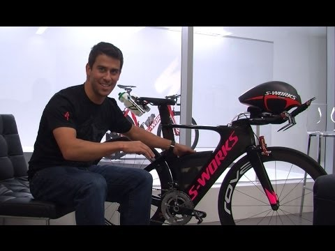 Mark Cote's Shiv for Ironman New Zealand