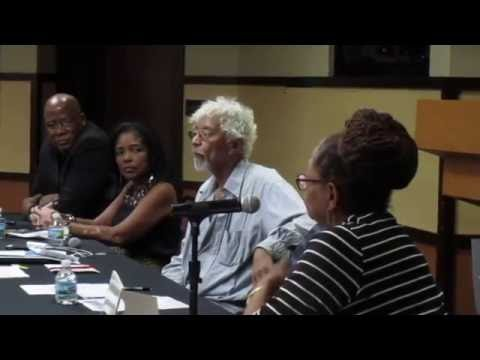 """Black Literacy Forum - """"Bookstores, Publishers, & Print Media: Present Conditions"""" - Snippet (2/3)"""