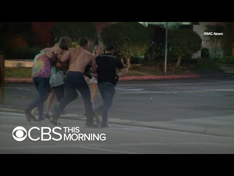 California mass shooting: At least 12 killed at Thousand Oaks bar