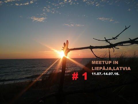 K-REISS || MEETUP IN LIEPĀJA,LATVIA,11.07.-14.07.16.  PART 1