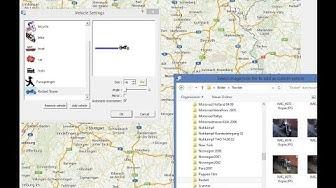 Route Generator Routenanimation kostenlos gefahrene Strecke im eigenen Video anzeigen Tutorial