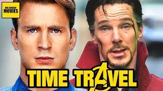 Avengers: Endgame Time Travel & Other Theories