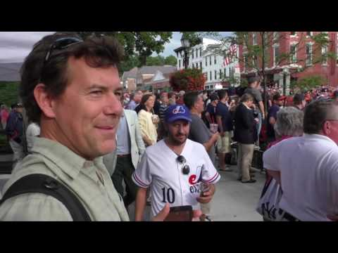 Hall of Fame Trip - Cooperstown 2015 - To Bob Burns