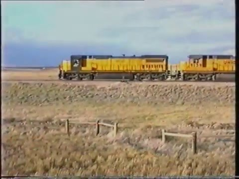 USA 1992   POWDER RIVER WYOMING & NEBRASKA PART 2