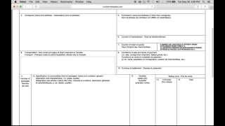 Free Canada Customs Commercial Invoice Template Form Ci1 Pdf Word Excel