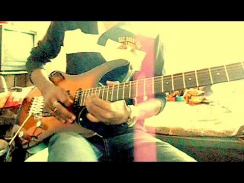 Beethoven's 5th symphony (Rock version)Guitar cover