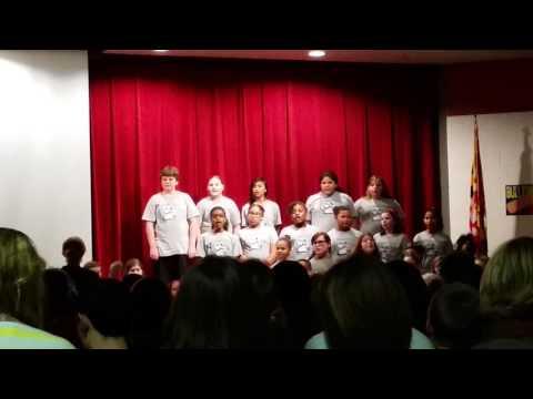 St leonard elementary school concert
