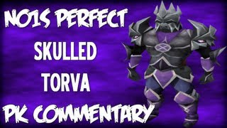 Runescape: No1s Perfect Skulled Torva Pk Commentary