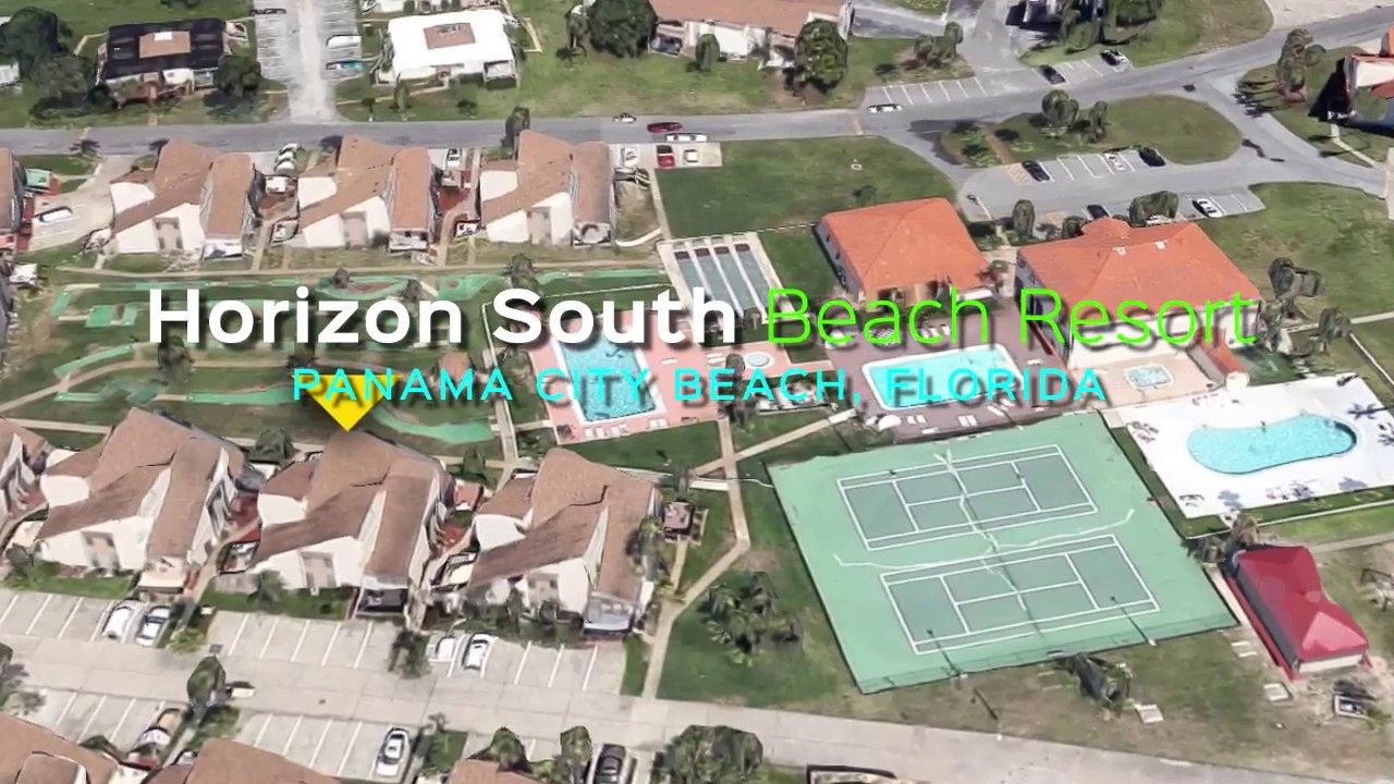 Horizon South Condo Panama City Beach Real Estate For