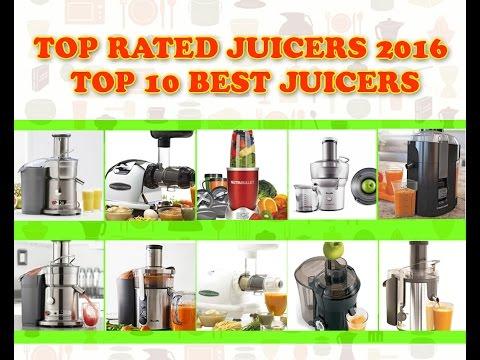 BEST JUICERS 2017