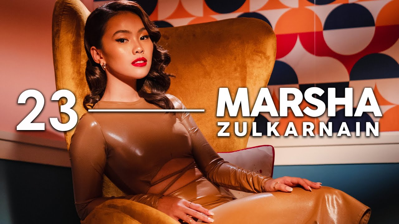 MARSHA ZULKARNAIN - 23 (OFFICIAL MUSIC VIDEO)
