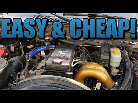 Top 3 MODS For 6.7 CUMMINS Engine