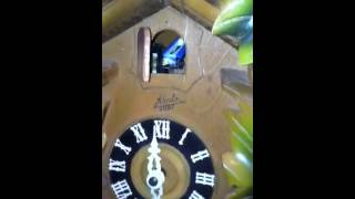 Schatz 8 Day Cuckoo Clock On Ebay