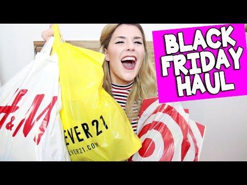 Download Youtube: BLACK FRIDAY HAUL (parody/i'm sad inside) // Grace Helbig