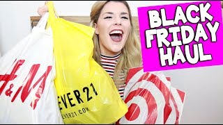 BLACK FRIDAY HAUL (parody/i'm sad inside) // Grace Helbig