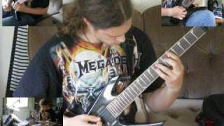 Скачать Megadeth Wake Up Dead Cover