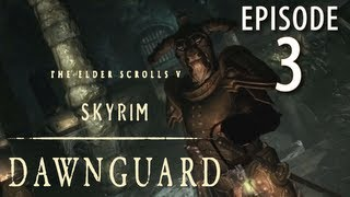 Skyrim: Dawnguard Walkthrough in 1080p, Part 3: Sneaking into Dimhollow Crypt (in 1080p HD)