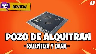 REVIEW NEW TARN WELL TRAP ? FORTNITE SAVE THE WORLD SPANISH GUIDE