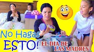 LOS 7 PEORES REGALOS  PARA MAMÁ! Especial Día de las Madres | TV ANA EMILIA