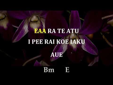 TAKU KIMIANGA - Karaoke version