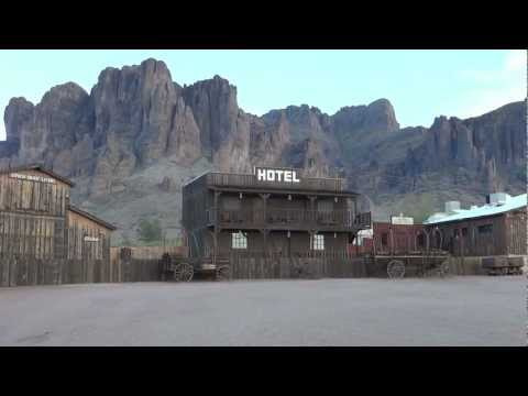 Mining Camp Restaurant, Apache Junction, AZ